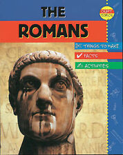 The Romans (Craft Topics) Nicola Baxter, Rachel Wright Excellent Book