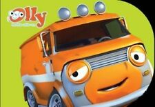 Bazza the Orange Van: Chunky Storybook (Olly the Little White Van)