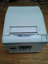 STAR TSP700  receipt printer serial I/F in Cream NO PSU just printer only