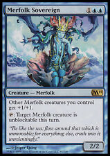 MTG MERFOLK SOVEREIGN - SOVRANA DEI TRITONI - M11 - MAGIC