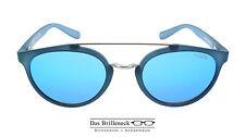Original Guess Sonnenbrille GU 6890 Farbe 91X blau silber matt