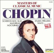 Masters Of Classical Music: Chopin by Chopin