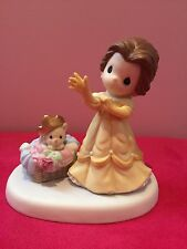 Disney Precious Moments Beauty And The Beast Figurine Belle