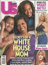 US Weekly magazine The Obamas Jessica Simpson Jennifer Aniston Kelly Rutherford