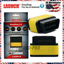 Launch X431 EasyDiag 2.0 for IOS&Android OBDII Code Reader Scanner US STOCK