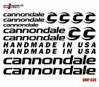 bike frame stickers decals road bicycle cyle MTB wheels bmx cannondale BMP039