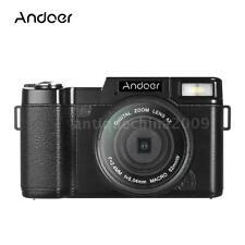 Andoer 1080P 15fps FULL HD 24MP Digital SLR Camera DV Camcorder + UV Filter Z5P3