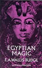 Good, Egyptian Magic, Budge, Sir E. A. Wallis, Book
