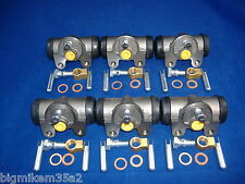 M35A2 WHEEL CYLINDER, SET OF SIX,  WITH HARDWARE M35A3 M109 M275