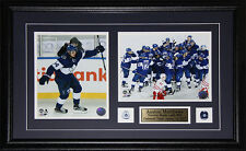 Auston Matthews Toronto Maple Leafs Centennial Classic 2 photo frame
