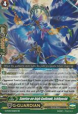 CARDFIGHT VANGUARD: SUNRISE-ON-HIGH GODHAWK, ICHIBYOSHI - G-FC03/026EN RR RARE