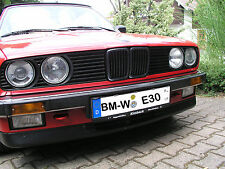 BMW E30 3er  NIEREN GRILL  CARBON LOOK   SHADOW LINE