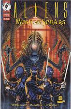 :  ALIENS MUSIC OF THE SPEARS #1,2,4, NEAR MINT UNREAD BX5-14