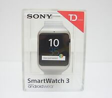 Sony SmartWatch 3 SWR50 Android 4.3 NFC IP68 GPS 4 GB - Retail Box - Metal Strap