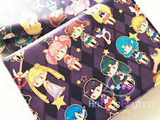 Sailor moon Card Wallet Holder Anime Chibiusa Mars Uranus Neptune Venus