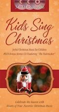 Kids Sing Christmas: Split-Track Music for Children on 2 CDs--Plus Bonus Storie