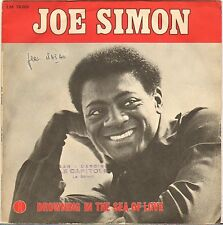 "JOE SIMON ""DROWNING IN THE SEA OF LOVE"" NORTHERN SOUL 60'S SP LM 78005"