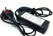 Techwood 16911HD LCD TV 12V 5A 4 pin power supply adapter with lead