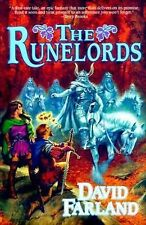 The Runelords: The Sum Of All Men (The Runelords, Book 1)-ExLibrary