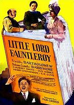 LITTLE LORD FAUNTLERO ('36) - DVD - Region Free - Sealed
