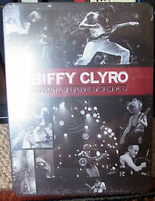 "BIFFY CLYRO ""Revolutions // Live At Wembley"" limited Edition Tin Box sealed"