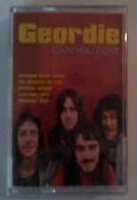 GEORDIE (FEATURING BRIAN JOHNSON OF AC/DC) CAN YOU DO IT CASSETTE TAPE BRAND NEW