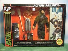 "GI JOE 30TH ANNIVERSARY ACTION SAILOR 12"" FIGURE GIFT SET *NEW*"
