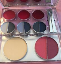 Models Prefer CLEAR BEAUTY COMPACT FOR EYES LIPS CHEEKS & FACE 004 NEW LOOK