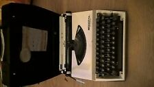 Vintage Retro Adler Tippa  Typewriter. Portable. Cased. Working