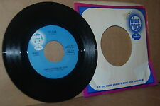 BROTHERS OF LOVE: YES I AM & SWEETIE PIE; BLUE ROCK 4057 MINT- NORTHERN SOUL 45