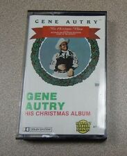 His Christmas Album - Gene Autry (Cassette)