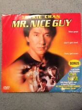 Jackie Chan Mr. Nice Guy Dvd