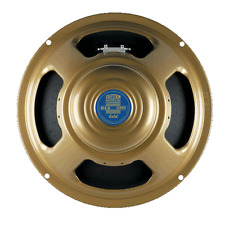 "BNIB CELESTION GOLD ALNICO GUITAR SPEAKER 12"" 15ohm"