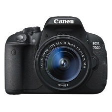 NEW Canon EOS 700D Digital SLR Camera with 18-55 IS STM Lens UK DISPATCH