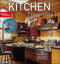 Kitchen Design Guide (Better Homes and Gardens) (Better Homes and Gardens Home)