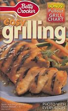 EASY GRILLING BETTY CROCKER COOKBOOK MAY 2003 #196 MARGARITA CHICKEN, MANY MORE!