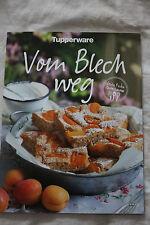 """TUPPERWARE Rezeptheft """"Vom Blech weg"""" Rezepte Kochen Backen Kochheft Rezeptheft"""