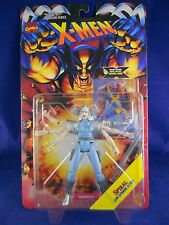"X-Men Wolverine Card 1995 ""Spiral"" – MIMP – Toy Biz Action Figure"