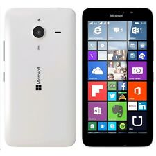 NUEVO NOKIA LUMIA 640 BLANCO 4G LTE WINDOWS 8 SMARTPHONE Libre 8Gb