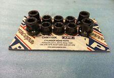 APE CHN1100K RACE CYLINDER HEAD NUTS ZX11 ZX10 NINJA 1000 DRAGBIKE