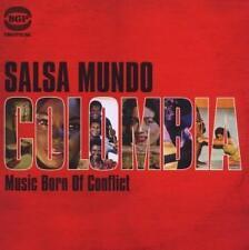 Various Artists-Salsa Mundo Columbia  CD NEU