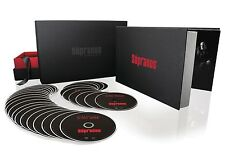 The Sopranos The Complete Series Gift Set DVD 2008 33-Disc AUTHENTIC ORIGINAL