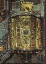 Alte Postkarte - Ambo - Evangelienkanzel im Aachener Dom