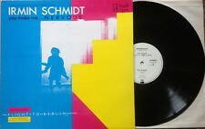 "IRMIN SCHMIDT (The Can) / YOU MAKE ME...NERVOUS - 12"" (Germany 1984) NEAR MINT"
