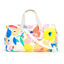 "NEW - Ban.do Bando  Getaway Duffle - Bag - ""Mega Blooms"""