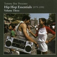 Tommy Boy Presents: Hip-Hop Essential Vol. 3 (Audio CD - 2005) [Explicit] NEW