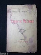Cages et volières - Fulbert-Dumonteil 1893 - oiseaux ornithologie