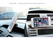 New Universal 360° Car Mount Sticky Magnetic Stand Holder For Smart Phone iPhone