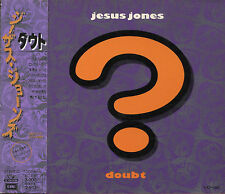 Jesus Jones: Doubt (1991) - Japan CD with slipcase, ODI, and photo booklet