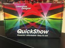 Pangolin Quickshow FB3QS Laser Control Software